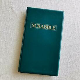 Pocket Scrabble