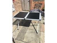 Hi gear elite double table