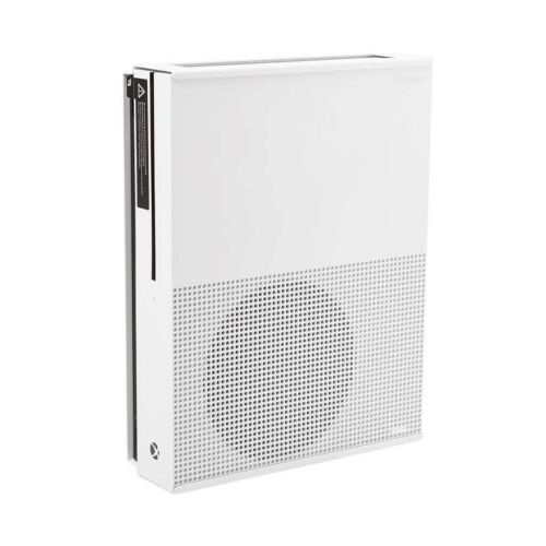 HIDEit X1S Mount (White) - Xbox One S Wall Mount - Made in the USA