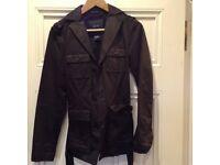 Gant ladies military style jacket