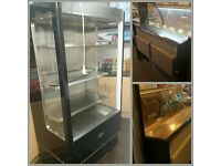Food display & drinks display refrigerators.