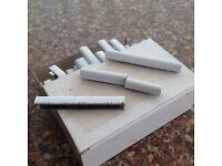 10m.m white staples