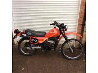 Suzuki ts100 lovely original bike