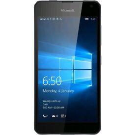 MICROSOFT LUMIA 650 16GB - Unlocked, O2 , Tesco, Vodafone Smartphone Mobile