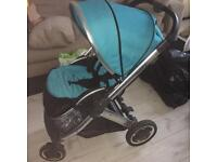 Oyster 2 buggy/ pushchair