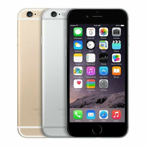Apple Iphone 6 A1549 16GB/64GB Unlocked SIM free 4G Smartphone-Gold Grey Silver