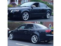 FULL AUDI SERVICE HISTORY CHEAP INSURANCE 1.9TDI A4 not s4 s3 a3 a5 rs4