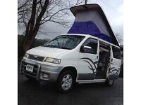 HI SPEC MAZDA BONGO 2.5 TD 4WD 8 SEATER DAY MPV VAN/CAMPER /SERVICE HISTORY/LOW MILES/