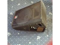 Wharfedale powered monitor