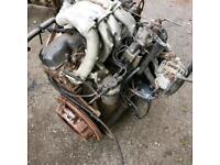 Ford Transit LDV 2.5 Di Diesel Banana engine MK Mark 3 4 5 Genuine 81k