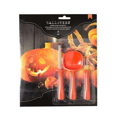 Carving Faces Pumpkins Halloween (American Crafts 376606 Faces Halloween Pumpkin Carving Kit Faces 9)