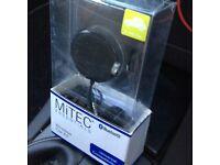 Brand New Mitec Bluetooth In Car Handsfree Kit