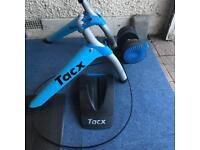 Tacx quality turbo trainer cost £325 new