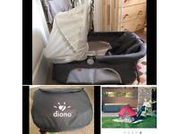 Diono Infant Travel Crib