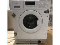 Whirlpool Integrated Washing Machine - like new