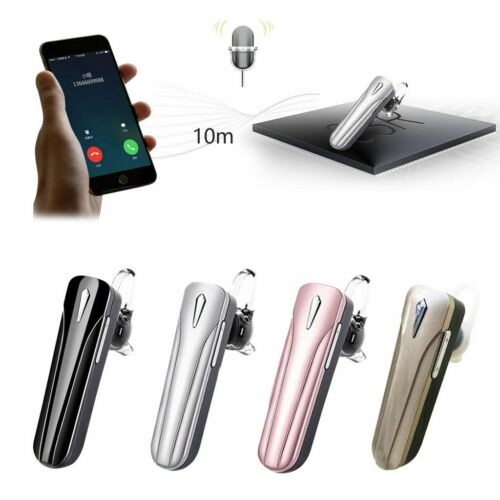 Handsfree Call Bluetooth Earphone Business Car Driving Earbud For Samsung Huawei - $15.99