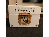 The Complete Series Of Friends On DVD