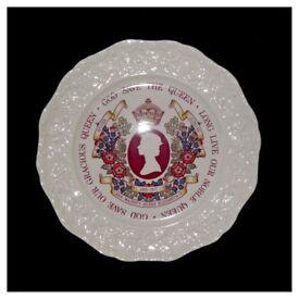 Mason's Ironstone Commemorative Plate