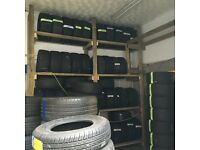 Part worn tyres all sizes