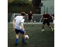 SPACES - Clapham Junction 5-a-side league!