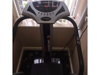 Confidence fitness pro vibration plate excellent condition!!!!!
