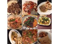 Homemade Food multiple cuisines Local cook Home cook Cooking Lessons Chef Small Events
