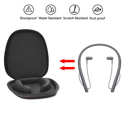 Case For Sony WI-H700 Noise Cancelling Wireless Behind-Neck in Ear Headphones L