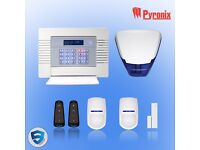 Pyronix Enforcer HomeControl Alarm Systems | Secure Your Home