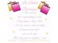 THE ULTIMATE GIRLY NIGHT!! BOOK YOURS NOW!! LOTS OF FREEBIES
