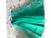 Brand New Disney Anna Summertime dress