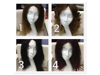 High quality frontal lace wigs