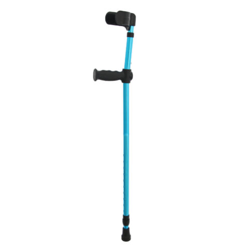 Adults Foldable Forearm Crutches Stick Support Legs After In