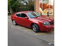 Dodge AVENGER RT 2009 Sport suspension and nokio tyeer
