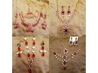 wholesale joblot bundle of mixed costume jewellery carboot sale resell festival