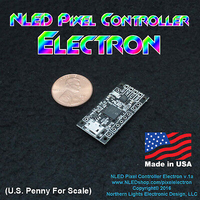 NLED Pixel Controller Electron - Flow Toys, Wearables, - Led Wearables