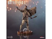 Battlefield 1 Collectable Statue NO GAME £80 or nearest offer.