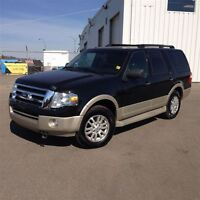 2010 Ford Expedition Eddie Bauer 4x4-Big Value-7 pass!