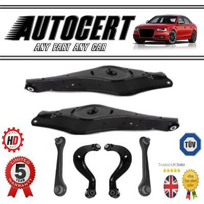SKODA SUPERB 08-16 REAR LOWER SUSPENSION CONTROL ARMS / WISHBONES x6 LH & RH