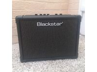 Guitar Amplifier - Blackstar ID core 10 - neat little amp with a Big sound.