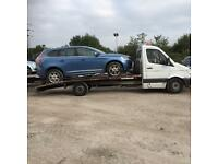 24/7 REcovery car breakdown transportation service