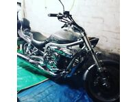 Hyosung GV 650 + £2500 for Suzuki M1800R,keep riding and Cash bonus