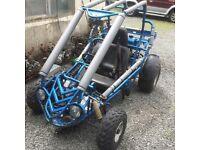 Of road buggy gokart
