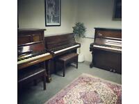 Nationwide piano storage