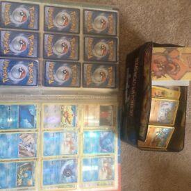Job lot 2000 plus Pokemon cards