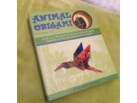 Animal origami box book set unwanted gift