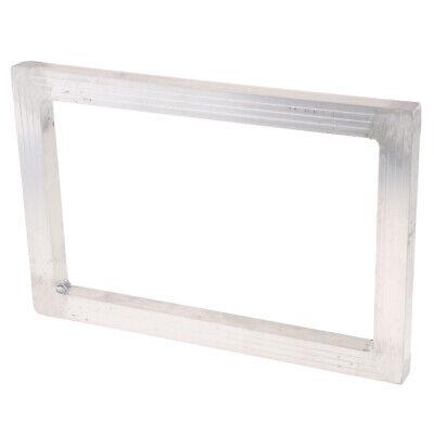 Screen Printing Kit Frame Aluminum Silk Screen Printing Press Frame