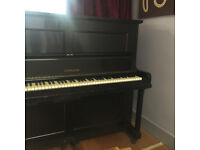 Piano: Upright Challen, 1928 ( serial number 40343), warm tone