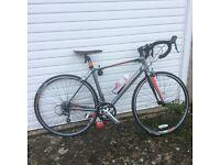 Giant defy 5 racing bike