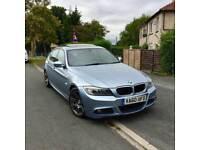 BMW 318d MSPORT 2010 Lci Sunroof PSH LOW MILES