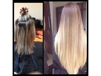 Hair extensions - FREE fitting